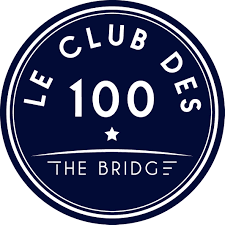 logo club 100 the Bridge